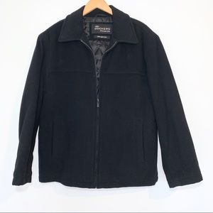 Dockers Heavy Black Jacket Large